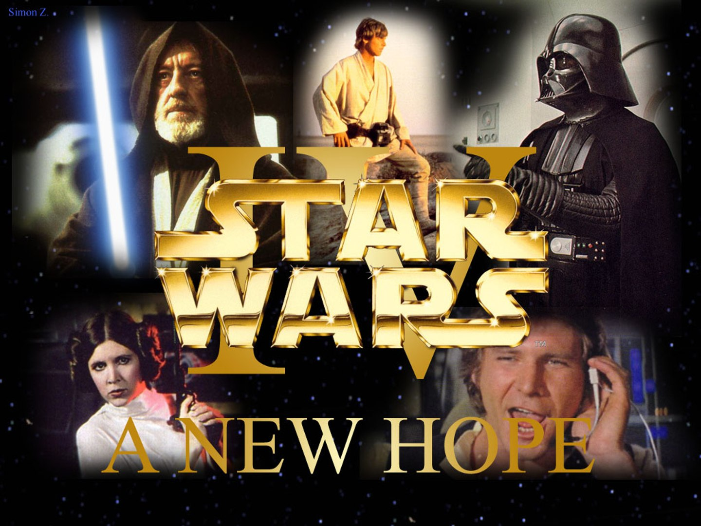 Star Wars Episode Iv A New Hope Online Hd Quality Video Dailymotion