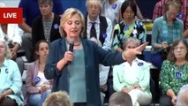 Hillary Clinton Calls on Obama Administration to State Position on Keystone XL (09-18-15)