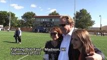 Ed Speaks about Sen. Bernie Sanders at Fighting Bob Fest in Madison, WI (09-21-15)