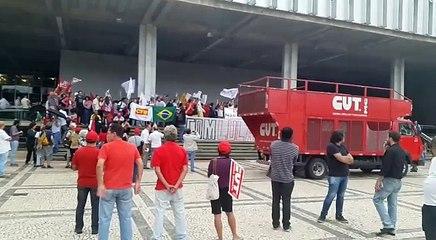 Ató pró-Lula em BH