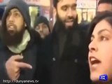 British molvi's shameful behavior with British Muslim  women parliament member