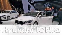 Geneva 2016: Hyundai Ioniq Electric, Hyundai Hybrid & Ioniq Plug-in Hybrid World Premiere