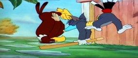 TOM & JERRY: cartoon violence compilation #1