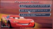 CARS ! #6 Flo Legends Race - Lightning McQueen & Flo - Disney Cars 4K UHD