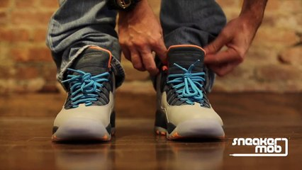 Bobcats: The Air Jordan 10