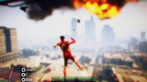 GTA SA-Iron Man 3 Mod[Fly Mod]-RO - video dailymotion