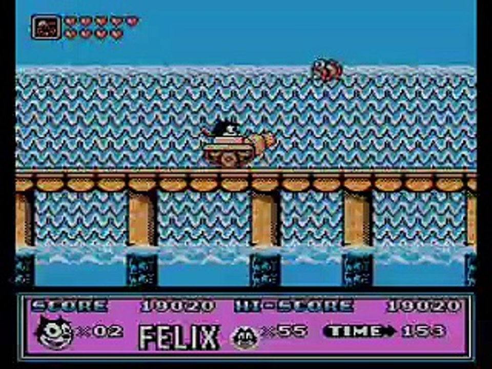 Ogt Felix The Cat Nes Part One Video Dailymotion