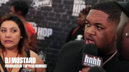 """DJ Mustard Speaks On """"Producer Of The Year"""" Nomination At The 2014 BET Hip-Hop Awards"""