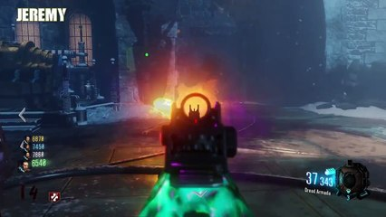 Lets Play – Black Ops 3: Zombies with NoahJ456 Attempt 2