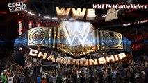 WWE ROYAL RUMBLE 2015 John Cena vs. Brock Lesnar vs. Seth Rollins WWE World Heavyweight Ch