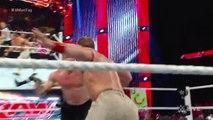 WWE WRESTLING - ROMAN REIGNS, JOHN CENA AND CHRIS JERICHO VS. RANDY ORTON, SETH ROLLINS AND KANE - Sports MMA Mixed Martial Arts Entertainment