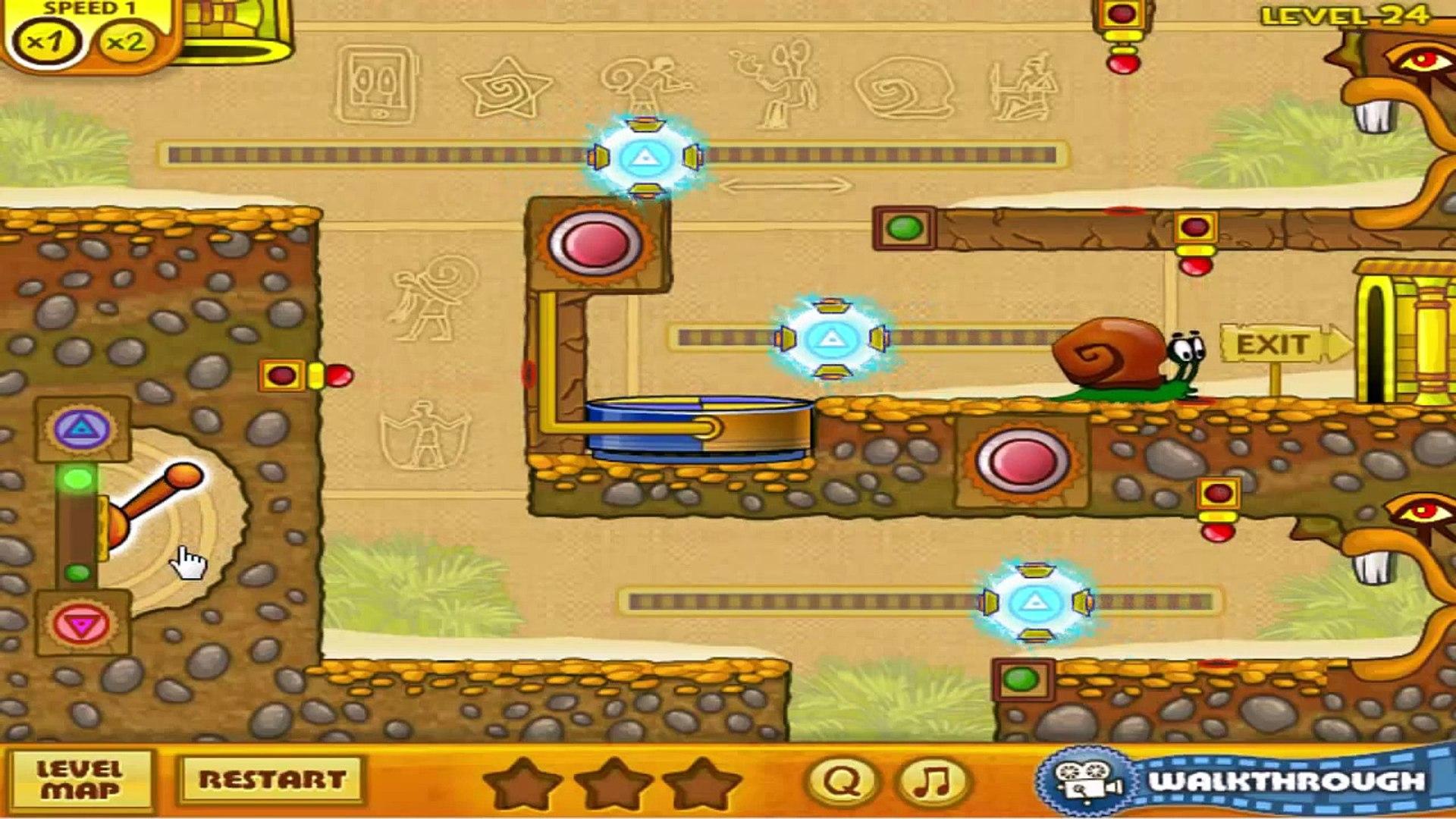 Snail Bob Walkthrough Games / 2014 Snail Bob