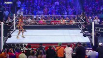 WWE DIVA WRESTLING - THE BELLA TWINS VS. EVE AND KELLY KELLY - Entertainment Sports Diva Women Women's Wrestling