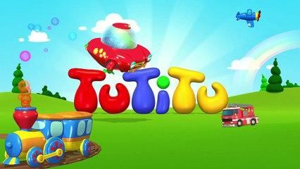 TuTiTu Toys - Crocodile