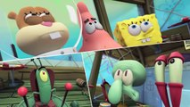 SpongeBob SquarePants HeroPants 60fps 1080p Movie Game Trailer【Full HD】 3DS/Vita