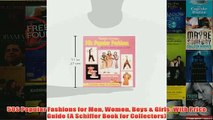 Download PDF  50S Popular Fashions for Men Women Boys  Girls With Price Guide A Schiffer Book for FULL FREE