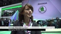 Geneva 2016: Skoda VisionS - World Premiere of the Skoda SUV Concept Car | Motor Show | World Premiere