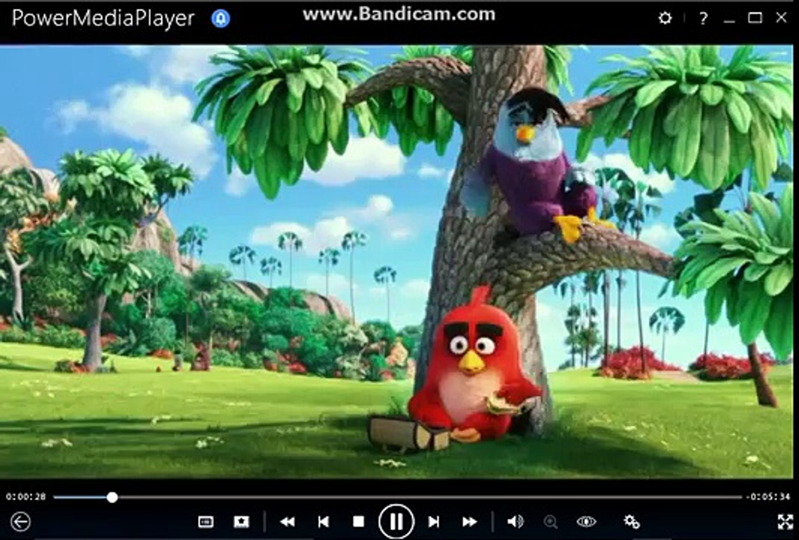 Opening To Angry Birds Toons Season 2 Volume 1 2015 Dvd