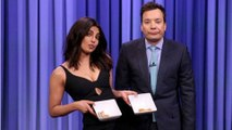 Priyanka Chopra BEATS Jimmy Fallon | The Tonight Show Starring Jimmy Fallon