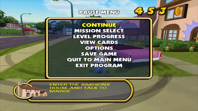 Lets Play The Simpsons Hit & Run- #3 Part 1- Homers Exploration and Cletus Chores