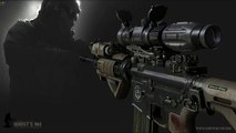Call Of Duty GHOSTS - WEAPONS   GUNS LEAKED SCREENSHOTS   IMAGES - NEW COD GHOSTS GAMEPLAY IMAGES