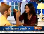 Swaragini 5th March 2016 Swara ne kiya Sanskaar ko Lip Kiss jis se Sanskaar bechara hau Sharm se Laal