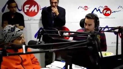 3angour sur radio MFM   معنى كلمة العنقور