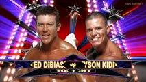 Tyson Kidd vs Ted Dibiase jr, WWE Superstars 29.09.2011