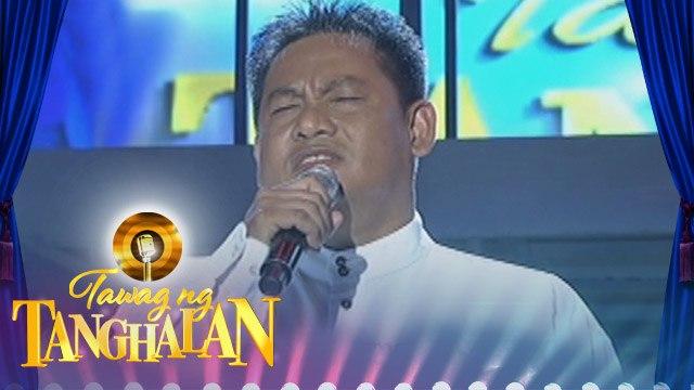 """Tawag ng Tanghalan: Joseph Cariño - """"Let The Pain Remain"""""""