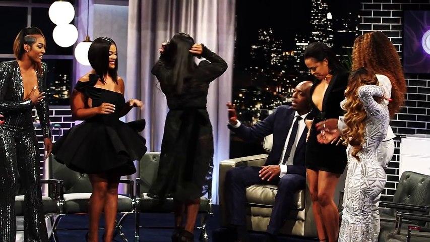 Basketball Wives La Backstage At The Bbwla Season 4 Reunion Vh1 Video Dailymotion