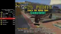 Tony Hawks Underground 2 Speedrun in 8:56.