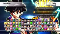 Dragon Ball Xenoverse Gameplay! Transformations, Points System, And Created Character 2v1 Fighting!
