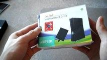 Xbox 360 Slim 250gb RGH + Trident + LT 3 0 + XBOX LIVE - video