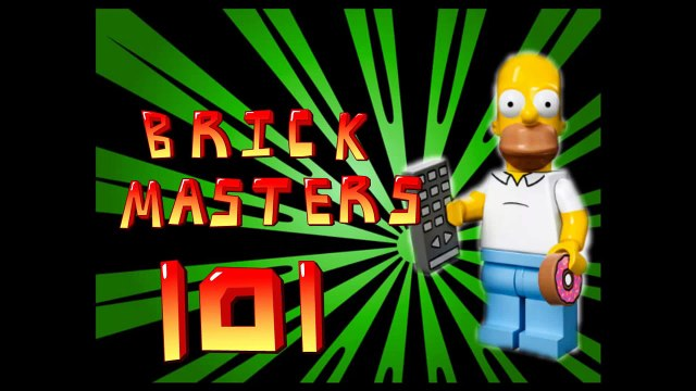 lego Simpsons minifigures 71005 Ned Flanders review