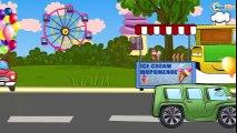 ✔ Tiki Taki Dessins Animés. Monster Truck pour enfants. Dessin animé voiture ✔  Dessins Animés En Français