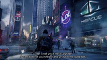 Tom Clancys The Division Dark Zone Multiplayer Reveal – E3 2015 [Europe]