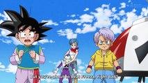 Dragon Ball Super - Vegeta Asks Trunks To Obey Immediately!