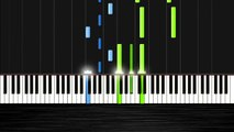 Kung Fu Panda - Oogway Ascends (ThePianoGuys) Piano Tutorial by PlutaX (Synthesia)