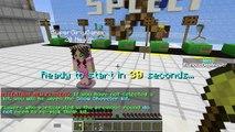 Minecraft: EXTREME SPLEEF! (SPLEEF MOBS, ARROW ATTACKS, CREEPER EXPLOSIONS, & MORE!) Mini-Game