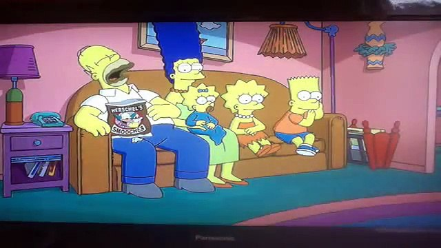 THE SIMPSONS GAME EPISODE 1 - HOMERS BURPS COME BACK