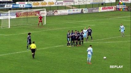 CFA Groupe C - J20 - Aviron Bayonnais vs Toulon  - 05/03/2016 (2)