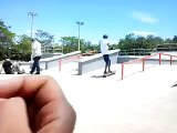 Skate Park Eduardo Gomes