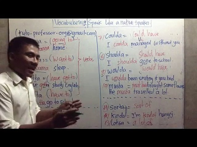 Khmer English Vocabulary | How to Speak Like a Native Speaker | for Cambodian | Godialy.com