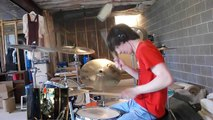 Whats New, Scooby Doo? Drum Cover Simple Plan | Zack Lee