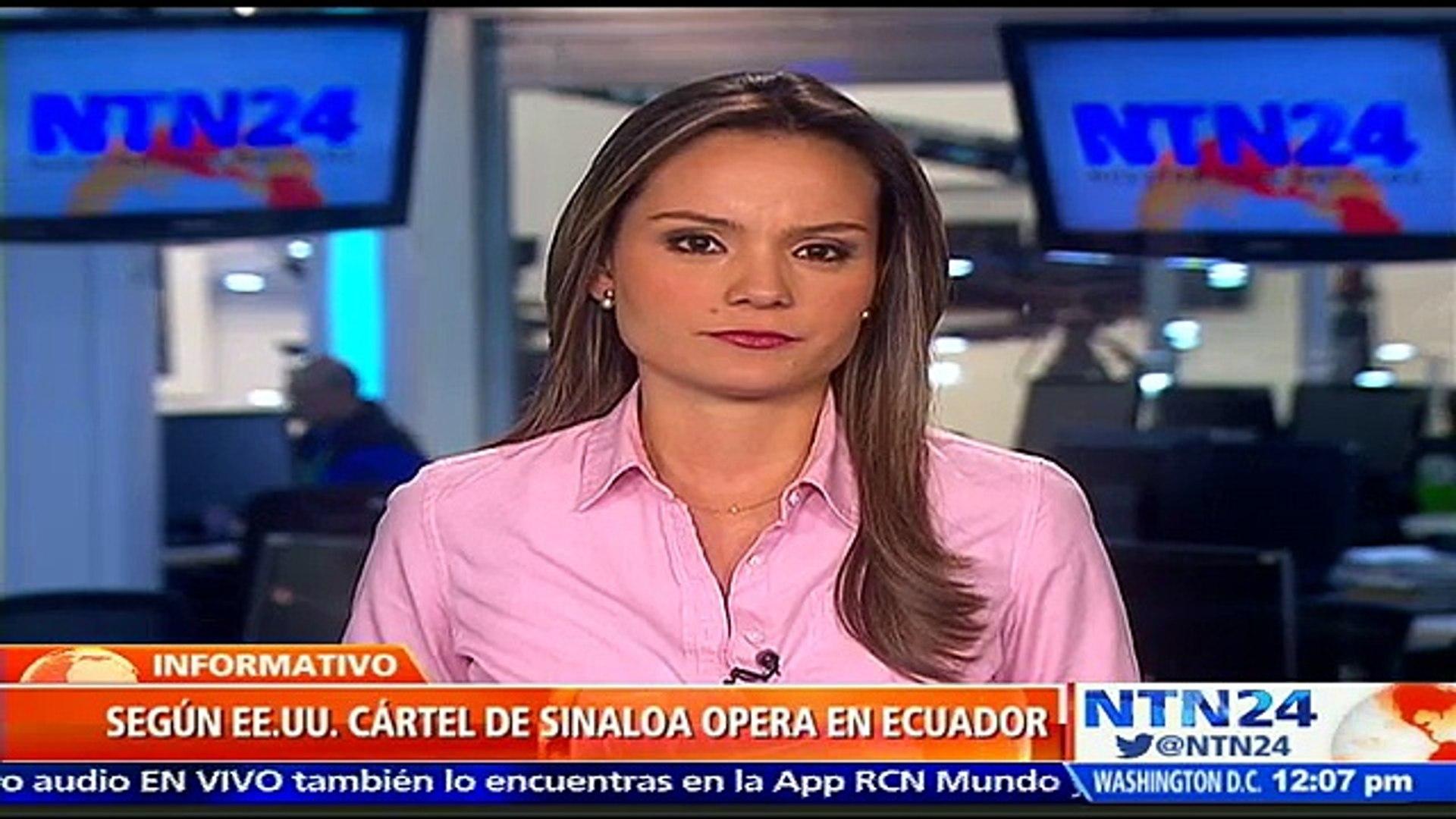 Experto en seguridad desliga responsabilidad del Gobierno de Correa con presunta presencia de cartel