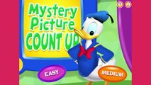 Mickey Mouse Clubhouse Full Episodes Games TV - Mystery Picture Count Up