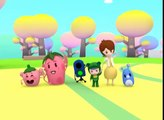 Мультфильмы для малышей - Руби и Йо-Йо - Приключения на острове