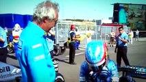 Fernando Alonso Celebrates His 250th Grand Prix   2015 Russian Grand Prix