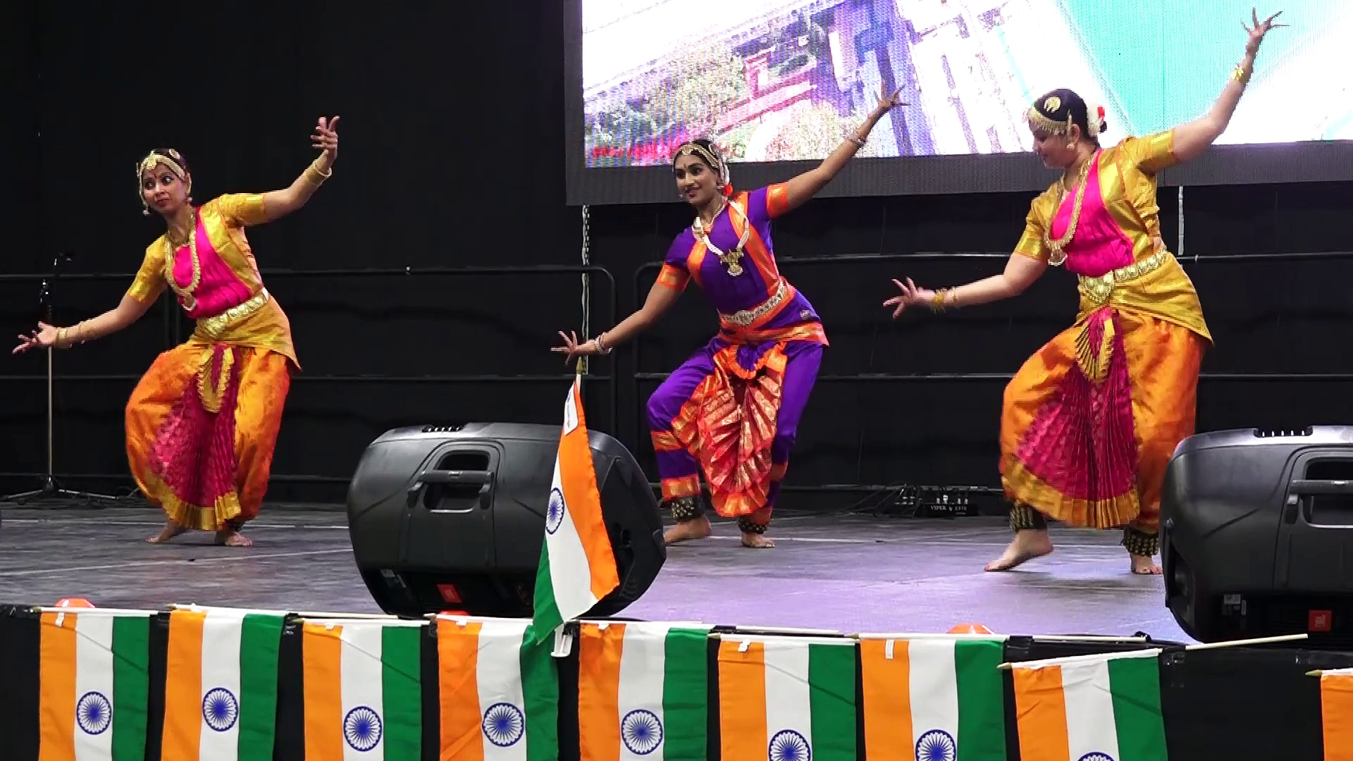 Indian Classical Dance — Carassauga 2015