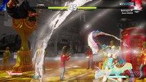 STREET FIGHTER V - Ryu vs R. Mika